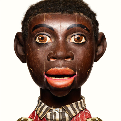 "Matthew Rolston, Brooks Boy II, from the series ""Talking Heads."""